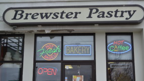 Brewster Pastry Storefront
